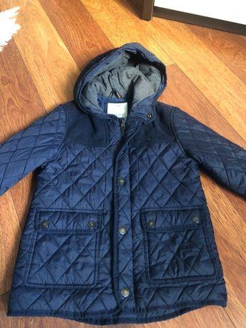 Демесезоная курточка Zara р.140