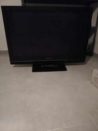 "telewizor PLAZMA 42"" Panasonic Plazma 42"" TH-42PV8P uszkodzony"