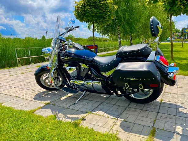 Продам мотоцикл Suzuki Boulevard 2008