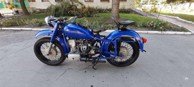 Мотоцикл К 650 1971 р.