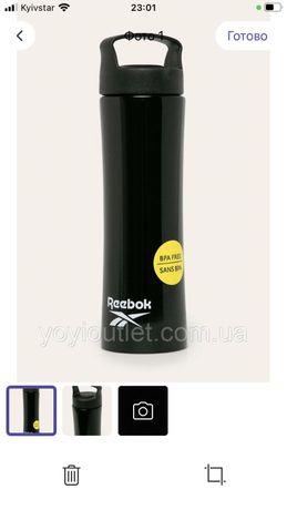Бутылка спортивная Reebok