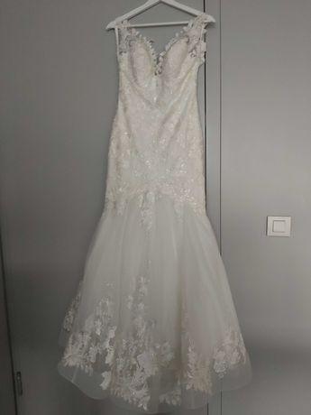 """Vestido de Noiva """"Eddy K"""" - Modelo 1223"""