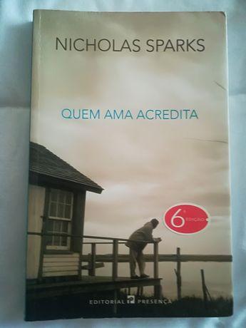 Quem ama acredita, Nicholas Sparks