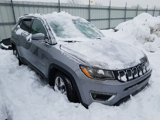 Jeep Compass Limited 2018 4*4