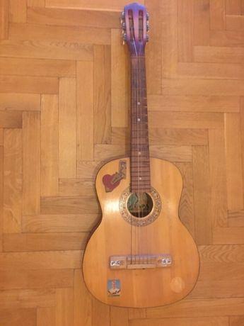Гитара СССР (6-ть струн)
