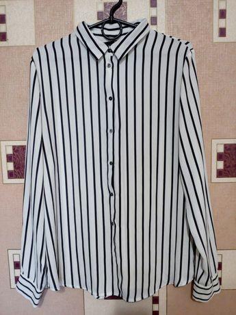 Рубашка в полоску Н&М