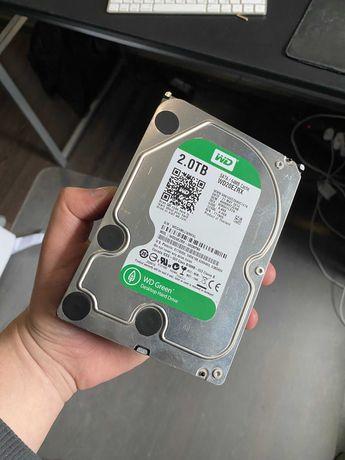 Western Digital WD20EZRX 2TB Green
