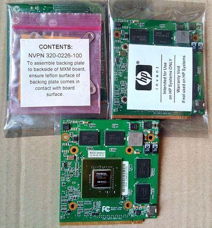 GeForce Quadro FX 770m 512mb DDR3 MXM II