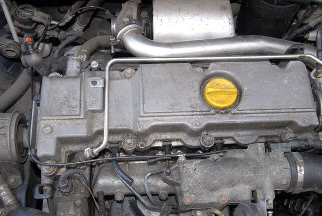 Двигун Opel Omega Astra Zafira Vectra 2.0 дизель 16V X20 DTH Y20  Y22