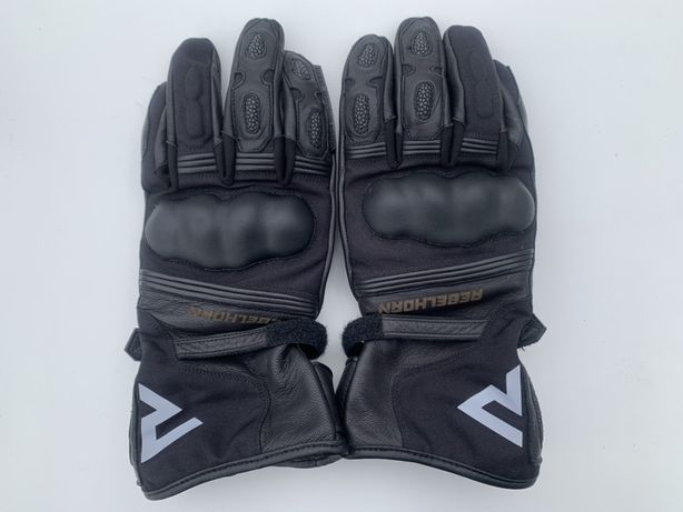 Rękawice Motocyklowe REBELHORN PATROL LONG Black L
