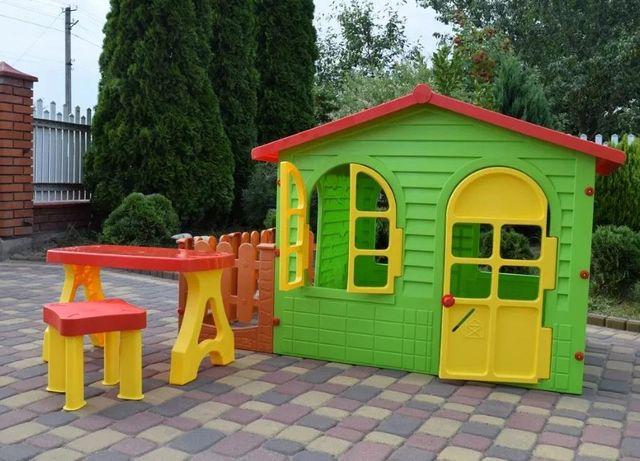 Дитячий будиночок, детский домик, игровой домик, садовый домик oy