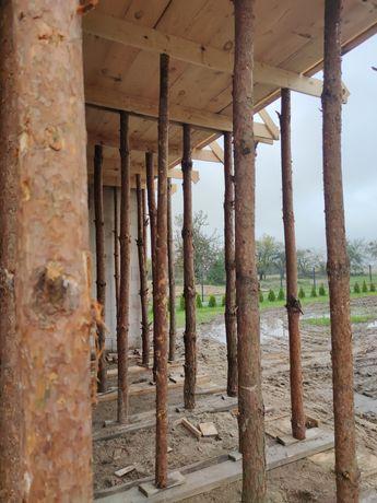 Stemple drewniane różna długość