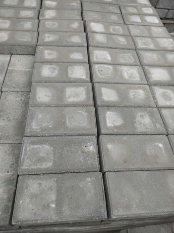 Тротуарная плитка Кирпич 4 (2 сорт)