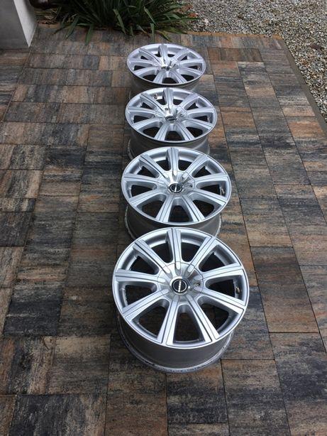Okazja felgi aluminiowe AUDI A6 A4 B8 8,5Jx17 ET30 BORBET 5x112 66,6