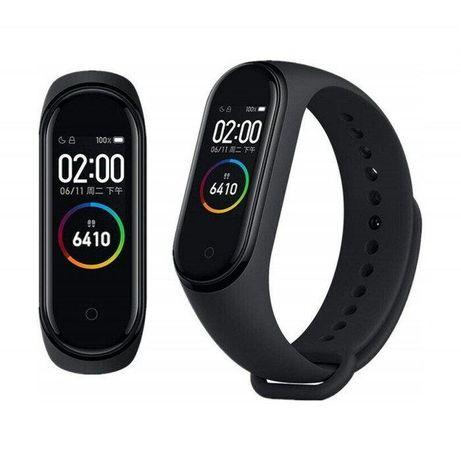Фитнес-часы М4 смарт браслет smart watch аналог mi band 4 треккер
