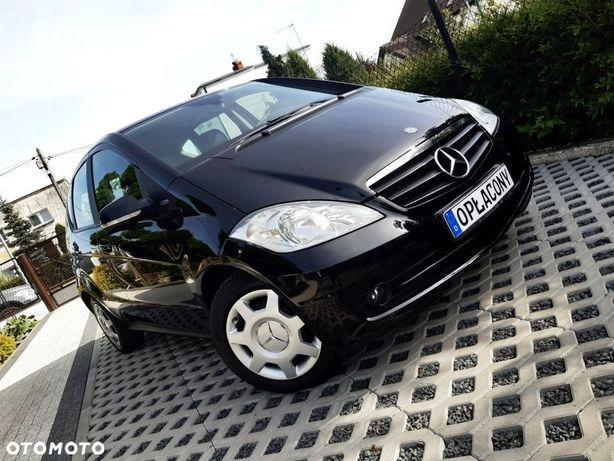 Mercedes-Benz Klasa A 2011 r. 1.5 95 KM Klimatyzacja Grzane Fotele Oryginalny Przebieg !!!