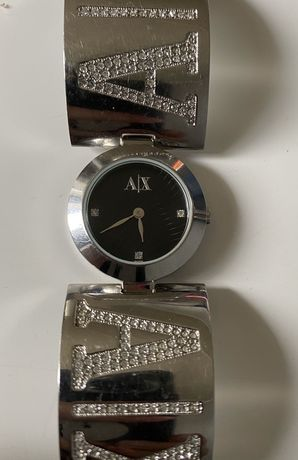 Oryginalny armani zegarek