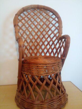 Cadeira em verga