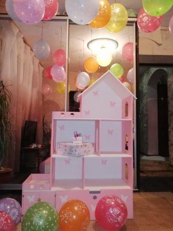 Будинок для ляльок барбі, лол, та інших іграшок !