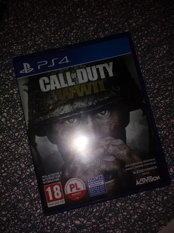 Gry plyta ps4 Call of Duty