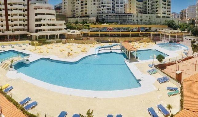 Férias Apartamento T1 e T2 na Praia da Rocha Algarve