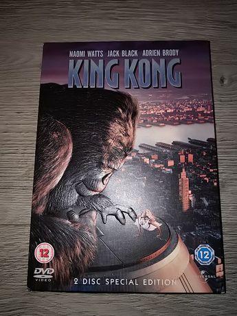 King Kong film DVD wersja angielska,piękne wydanie