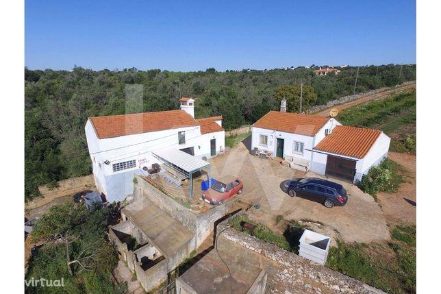 Quinta com casa de habitação e diversos anexos, com 8 hectares, na Nor
