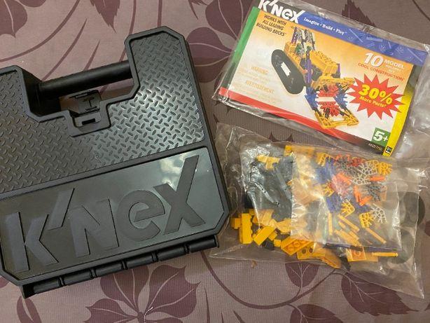 Новый конструктор Knex в чемоданчике