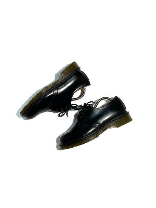 Dr. Martens кожаные туфли 38 Алексеевка - изображение 1