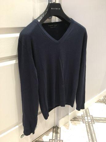 Sweter, sweterek, Zara, Kaszmirowy, rozmiar M
