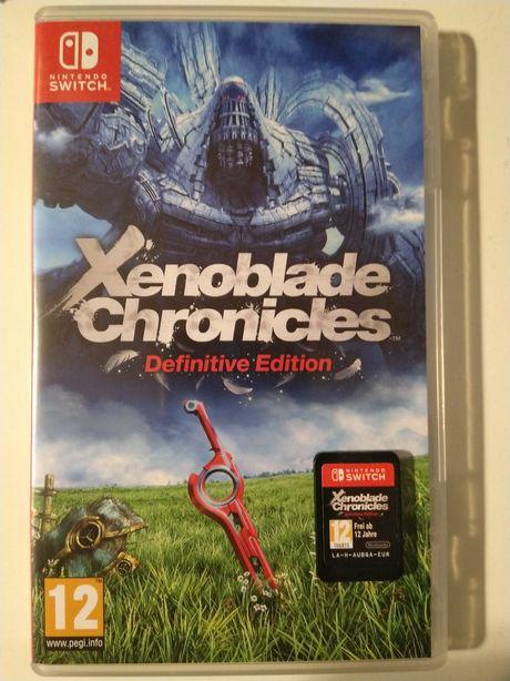 Xenoblade Definitive Edition Nintendo Switch, sprzedaż lub zamiana