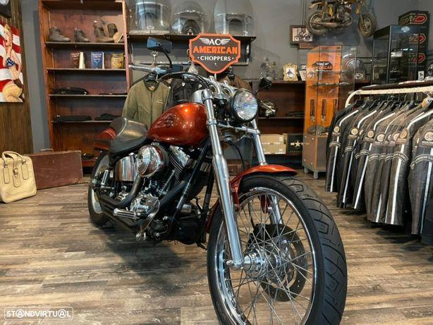 Harley-Davidson FXSTD  Softail Deuce