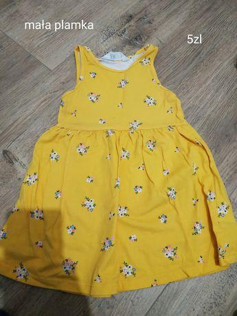 Sukienka H&M r 92