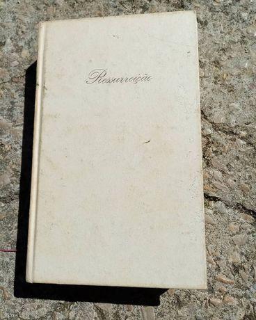 Ressurreição - Leão Tolstoi, livro