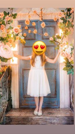 Красивое платье Ceremony Zara