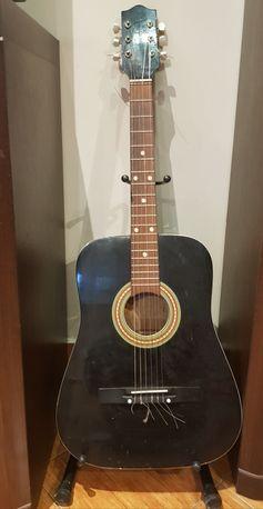 Gitara akustyczna + stojak