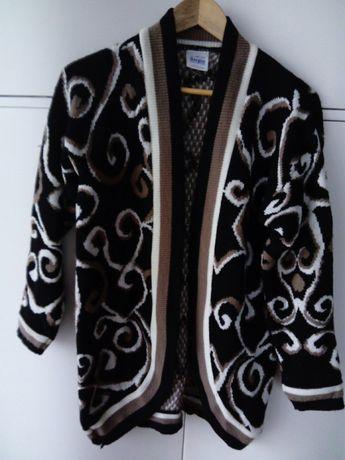 Angielski sweter bez zapięcia