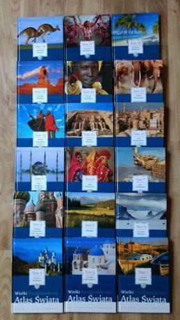 Atlas Świata w 18 tomach