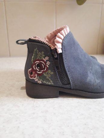 Ботинки  KIDS для девочки