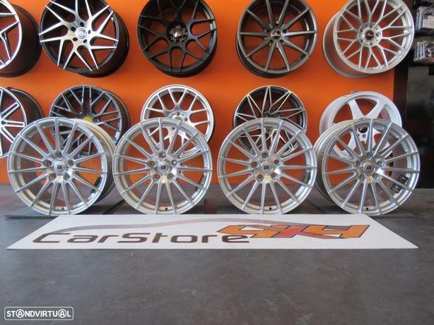 """Jantes Butzi Rider 17"""" 7.5x17 5x100 ET38 Silver"""