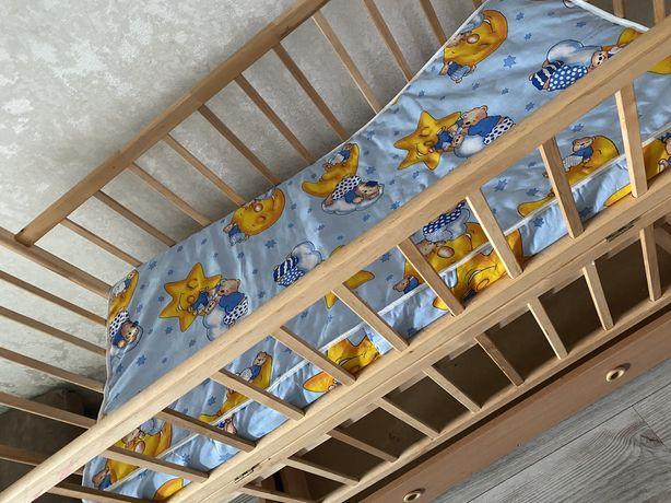 Матрас в детскую кровать