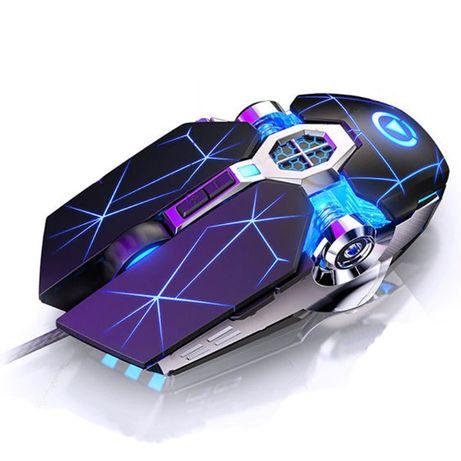 Компьютерная игровая мышка Guijiao G3os бесшумная -мышка мишка мишь ми