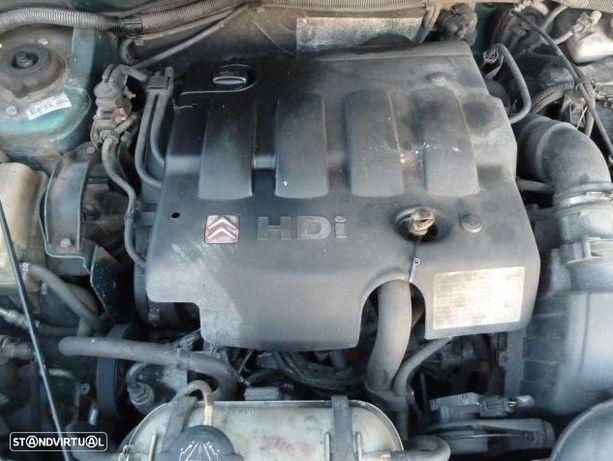 Motor Citroen Xsara Berlingo C5 Berlingo Xantia 2.0hdi 90cv RHY 110cv RHZ Caixa de Velocidades Automatica - Motor de Arranque  - Alternador - compressor Arcondicionado - Bomba Direção