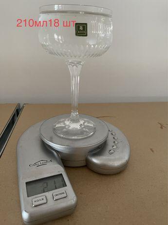 Винтаж: WMF фужеры креманки бокалы