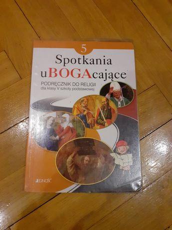 podręcznik do religii Spotkania ubogacające kl.5
