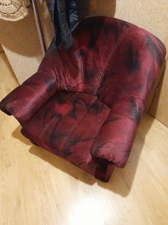 Fotele ładne duże