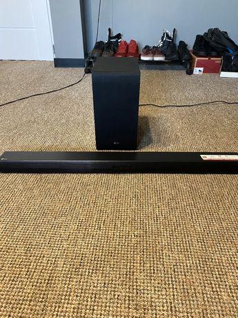 Soundbar lg sj4  (300w rms)