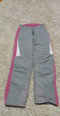 Spodnie narciarskie 152 cm