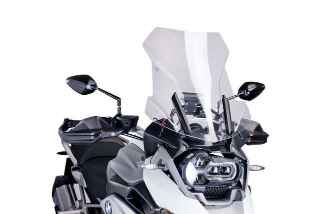 Ветровое стекло Puig Touring для BMW R1200GS, R1250GS, ADV, мод. 6489W
