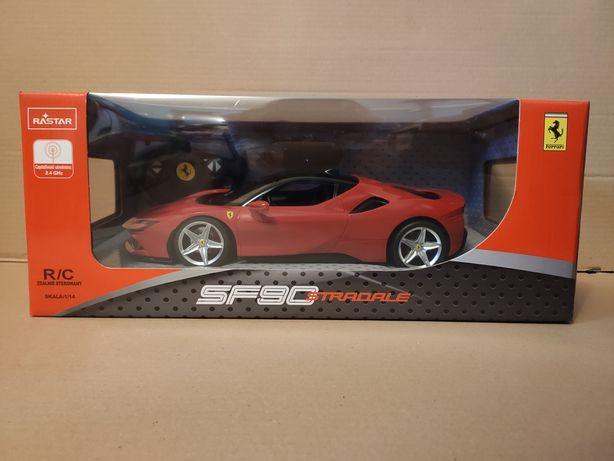 Ferrari SF Rastar R/C samochód zdalnie sterowany
